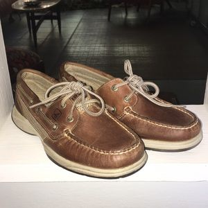 Sperry top-siders in great condition/U